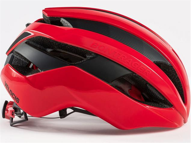 Bontrager Velocis MIPS 2019 Helm - M viper red