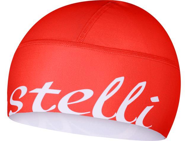 Castelli Viva Donna Skully Mütze - Unisize red