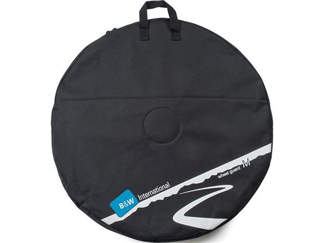 B&W Wheel Guard M Laufradtasche - black