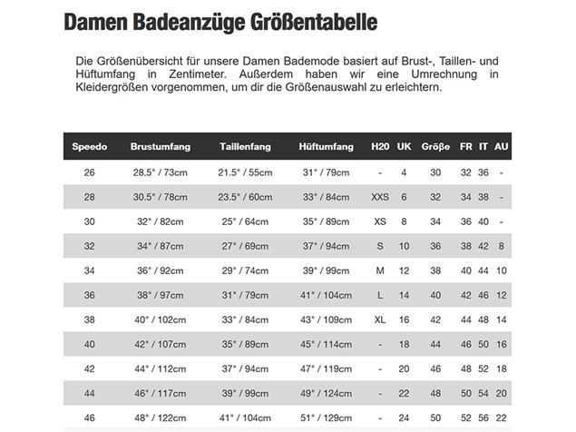 Speedo Boomstar Allover Badeanzug Muscleback - Endurance10 - 44 red/orange