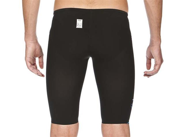 Arena Powerskin Carbon Air Jammer Wettkampfhose Limited Edition - 0 black/bright blue