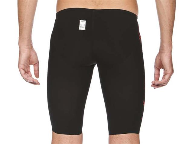 Arena Powerskin Carbon Air Jammer Wettkampfhose Limited Edition - 0 black/bright red
