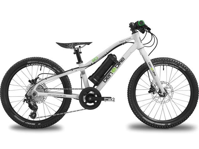 ben-e-bike Twenty E-Power Mountainbike inkl. 175WH Akku
