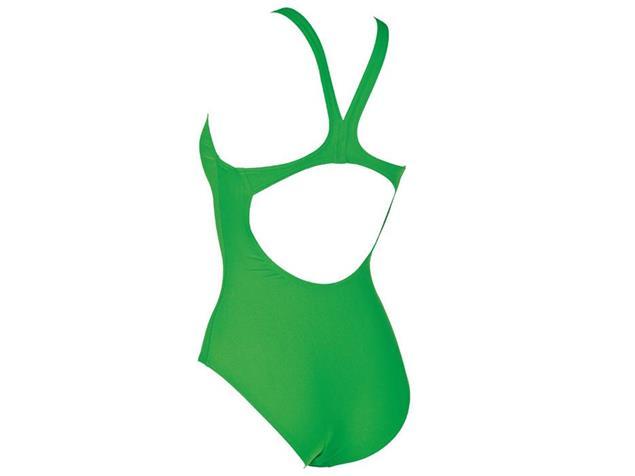 Arena Solid Badeanzug leaf/white Swim Pro Back - 38 leaf/white