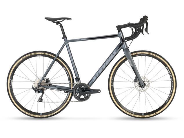 Stevens Vapor Cyclocrossrad - 50 foggy grey