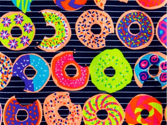 Funkita Dunking Donuts Girls Schwimmbikini Criss Cross - 176 (14)
