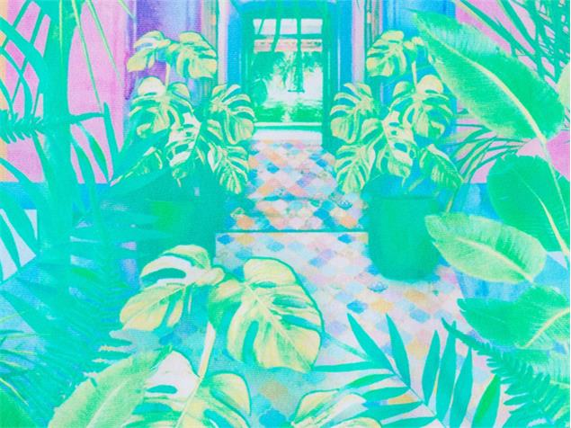 Funkita Ocean View Girls Badeanzug Single Strap - 164 (12)