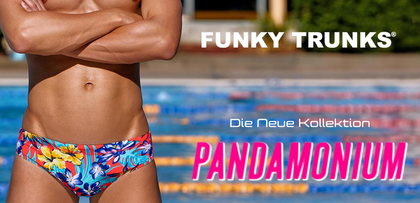 Funky Trunks Pandemonium