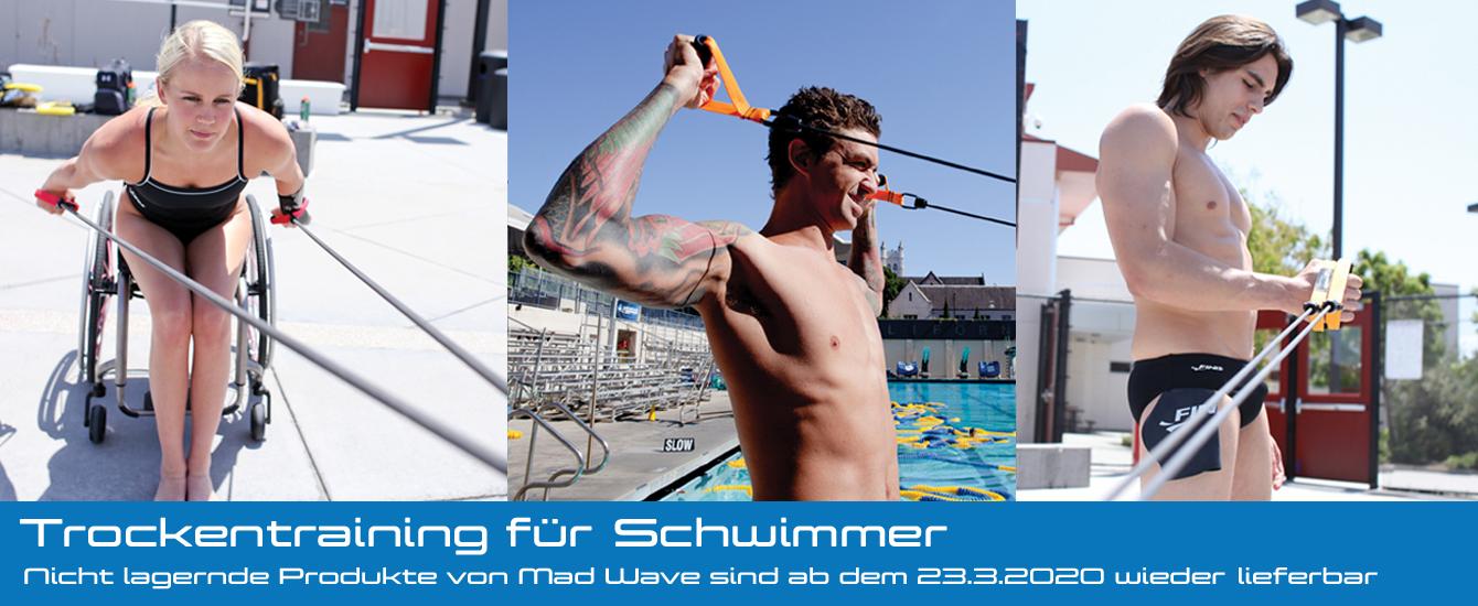 Schwimmtraining für Schwimmer