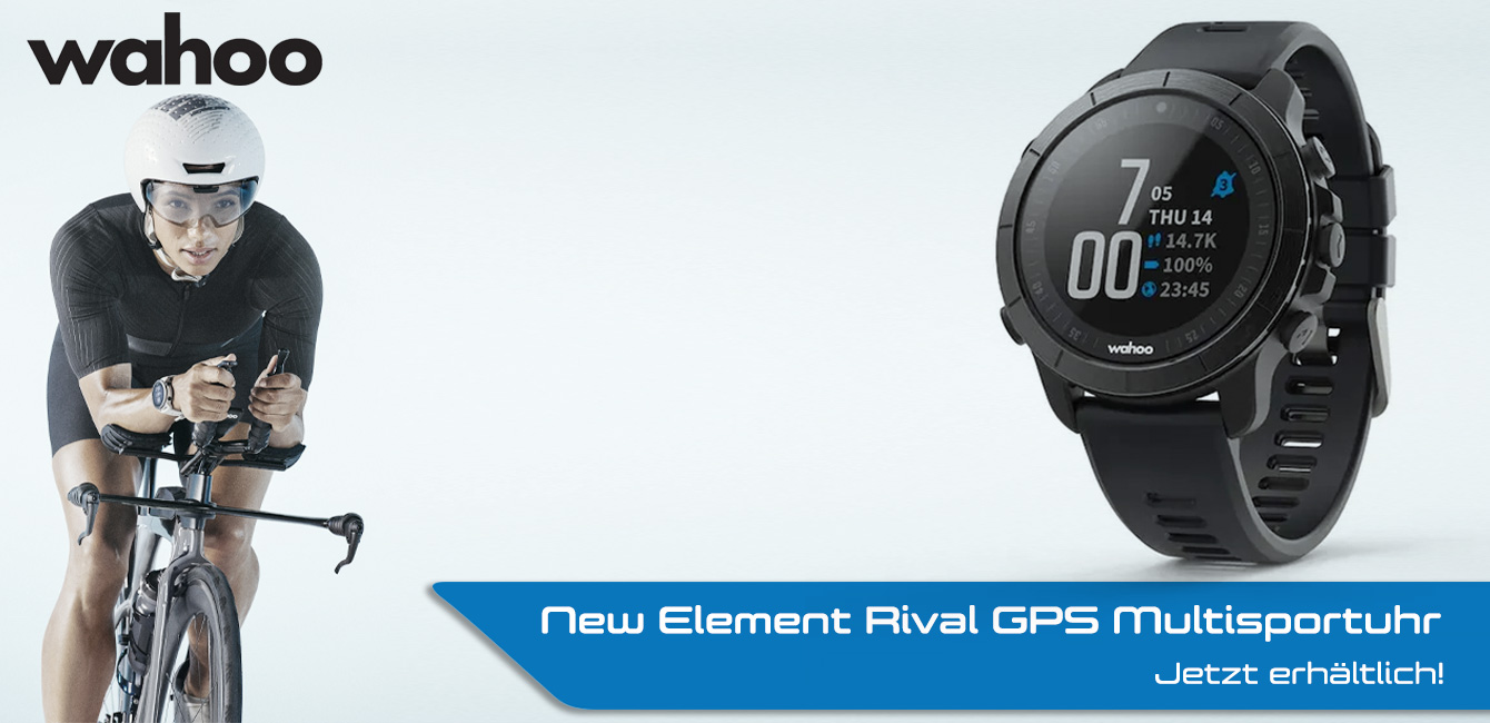 Element Rival GPS Multisportuhr