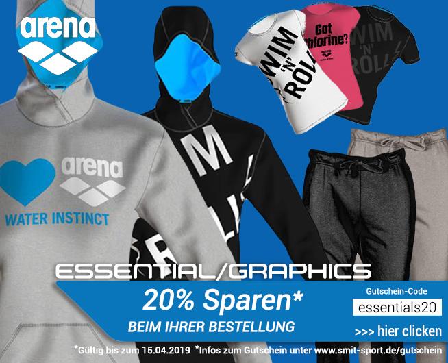 Essentials Arena 20%