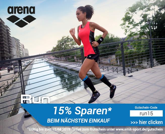 Essentials Run 15%