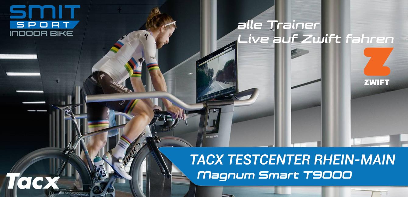 Tacx T9000 Magnum Smart