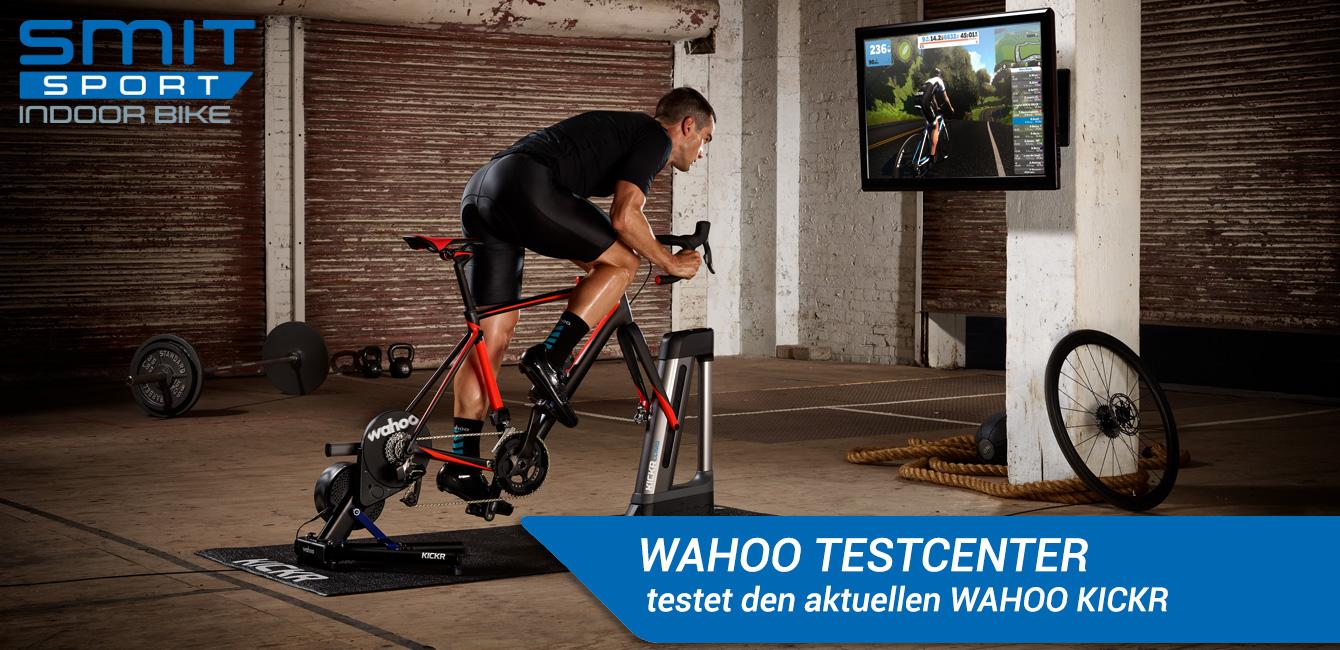 Wahoo Kickr testen Rhein Main Gustavsburg